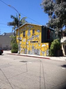 House near Venice beach