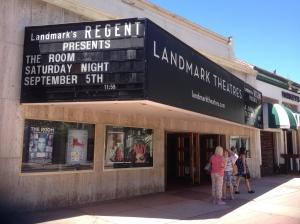 Landmark theatres.