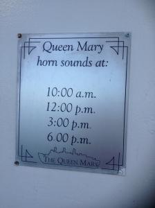 Horn sign.