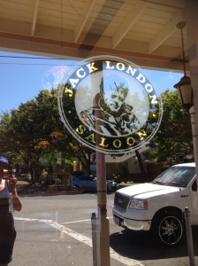 Jack London saloon Glen Ellen